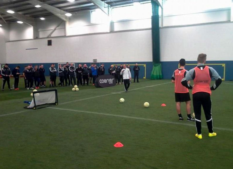Coerver Coaching Play like the Stars Soccer