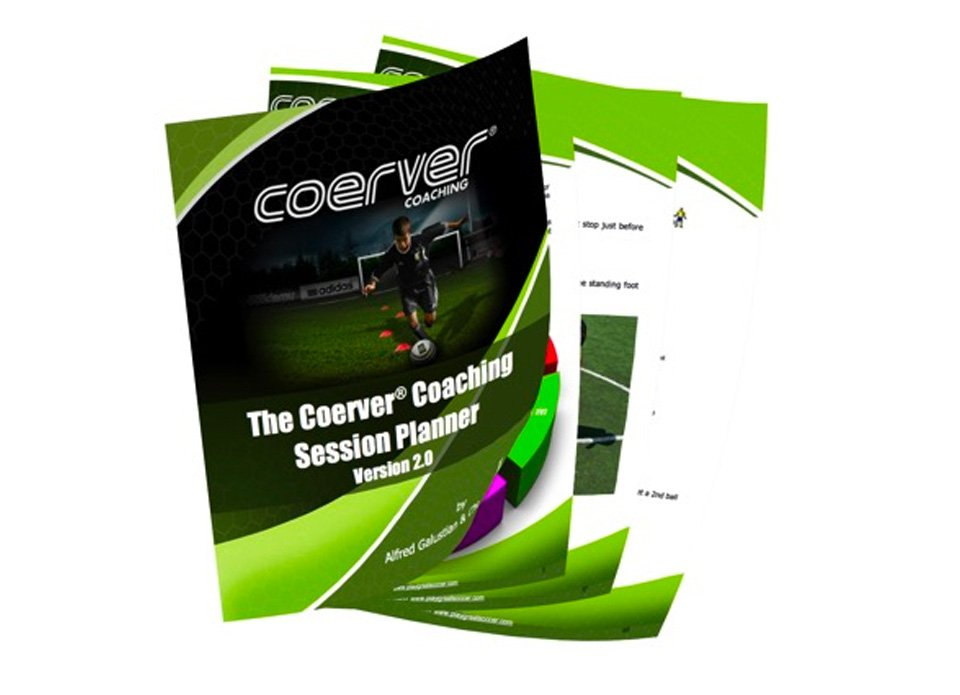 Coerver Coaching Soccer Session Planner